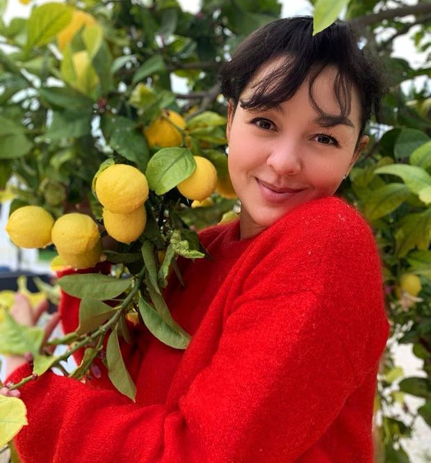Фото №1 - Марина Кравец впервые показала лицо годовалой дочери: видео