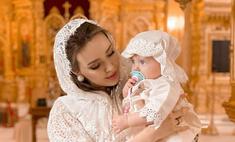 Беременным нельзя: в Сети раскритиковали Костенко, ставшую крестной мамой