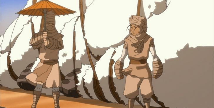 Фото №2 - Как управлять песком: 7 персонажей из фильмов и сериалов, которые тебя научат ⌛
