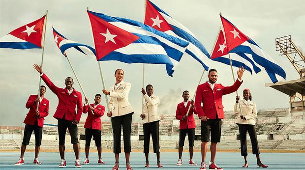 Фото №15 - Встречаем по одежке: форма олимпийских сборных в Рио