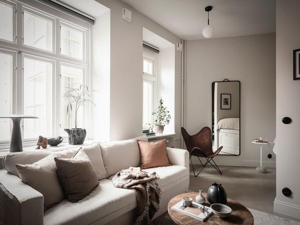 Фото №3 - Уютная, светлая студия 31 м² в Гетеборге