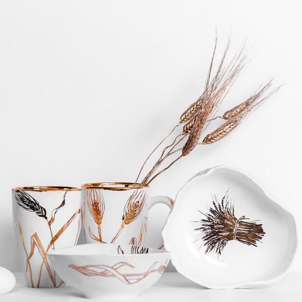 Фото №6 - Новые имена: марка Gourji Ceramics