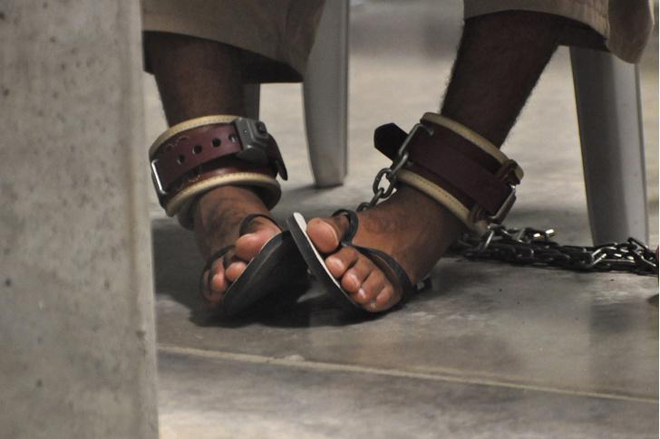Фото №4 - Пытка хеви-металом и еще три «усиленные техники допроса», используемые ЦРУ