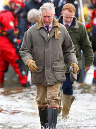 Фото №6 - Любимый бренд королевской семьи: как Виндзоры носят резиновые сапоги Hunter