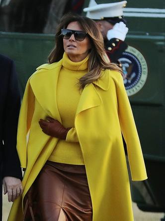Фото №7 - Копия не верна: почему Мелании Трамп так и не удалось стать второй Жаклин Кеннеди