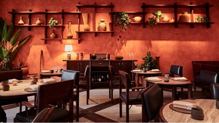 Фото №1 - Мексиканский ресторан Kol в Лондоне