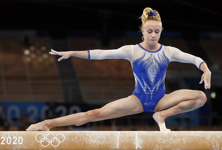 Фото №3 - «Девчонки, ваши слезы— вот золото!»: в Сети восхищены разгромной победой сборной по спортивной гимнастике в Токио
