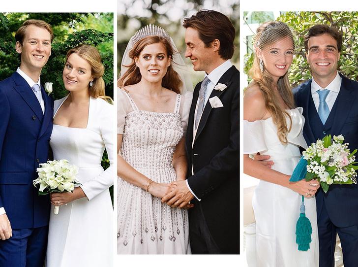 Фото №1 - Настоящая сказка: королевские свадьбы 2020 года