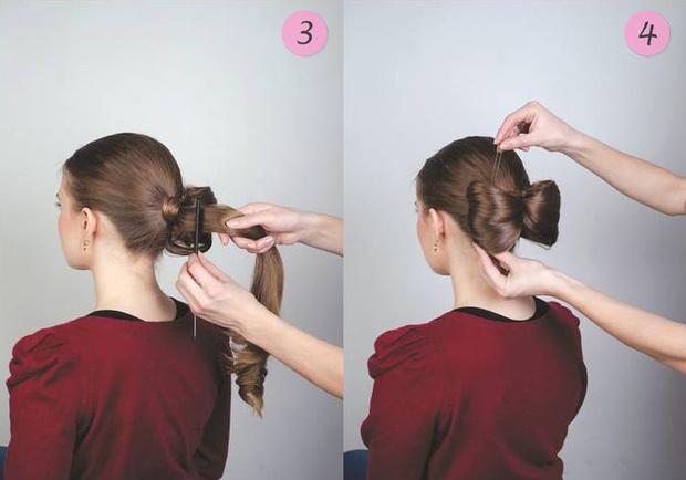 прически на длинные волосы в домашних условиях