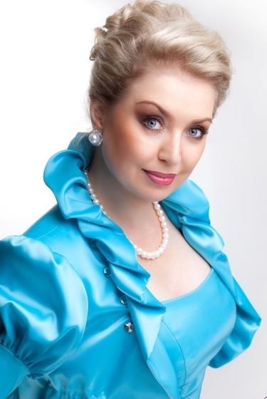 Валентина Литвина - красноярская актриса