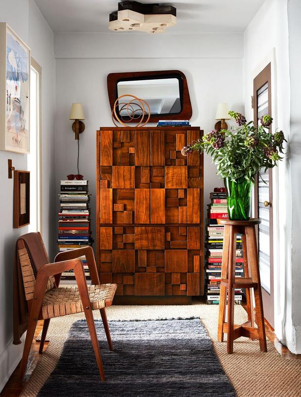 Фото №4 - Квартира дизайнера Чарли Феррера в Нью-Йорке