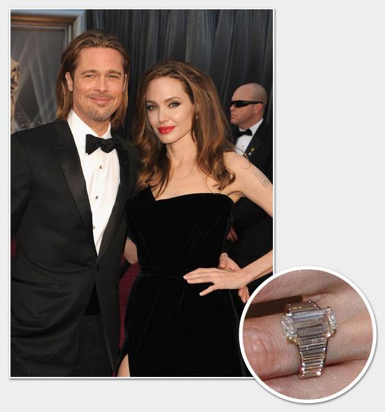 Фото №1 - Какие кольца дарят на помолвку в Голливуде?