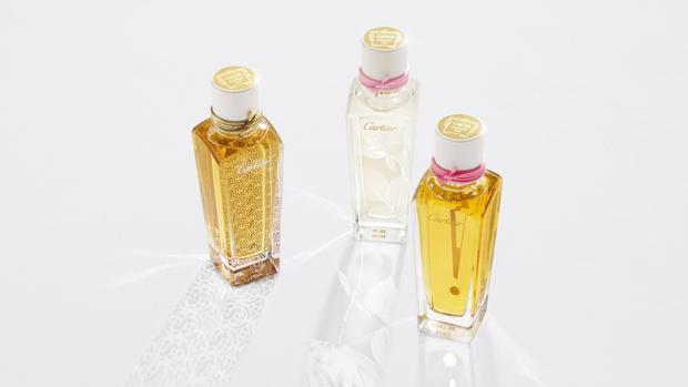Фото №1 - 3 новых розовых аромата Cartier