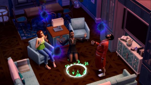 Фото №8 - 7 крутых фишек из The Sims 4 «Паранормальное»