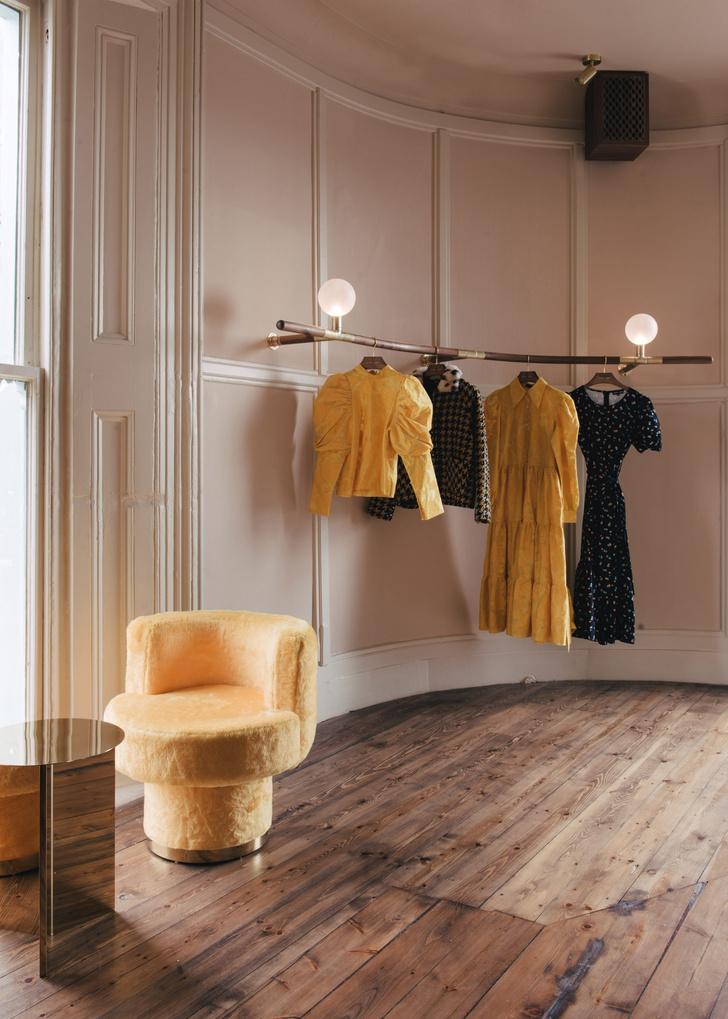 Фото №7 - Штаб-квартира бренда Sister Jane в Лондоне