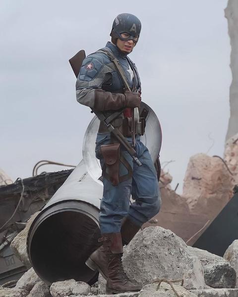 Фото №1 - Кажется, Marvel планирует снять еще несколько фильмов про Капитана Америку 👀