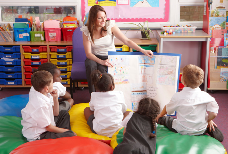 Фото №2 - Мировой опыт: детский сад и начальная школа в Англии