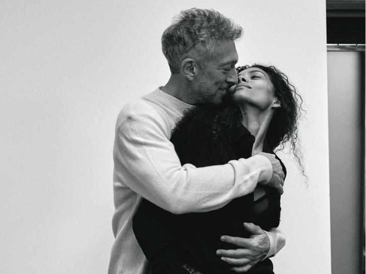Фото №3 - Венсан Кассель и Тина Кунаки: «Любовь— это вся наша жизнь»