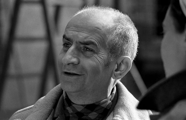 Фото №1 - Самый смешной актер Франции: 7 фактов о Луи де Фюнесе