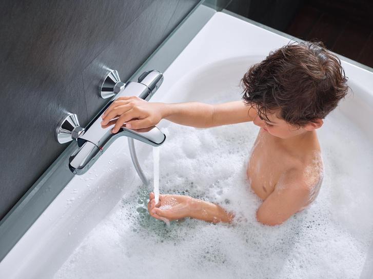 Фото №2 - Душ для души: роль ванной комнаты в нашей жизни