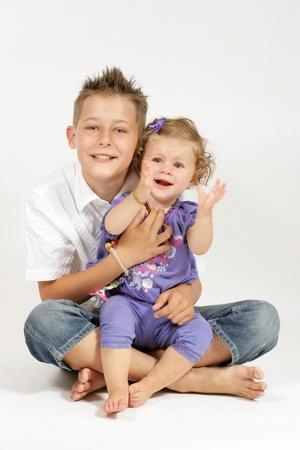 Фото №2 - Старшие и младшие дети: большая разница