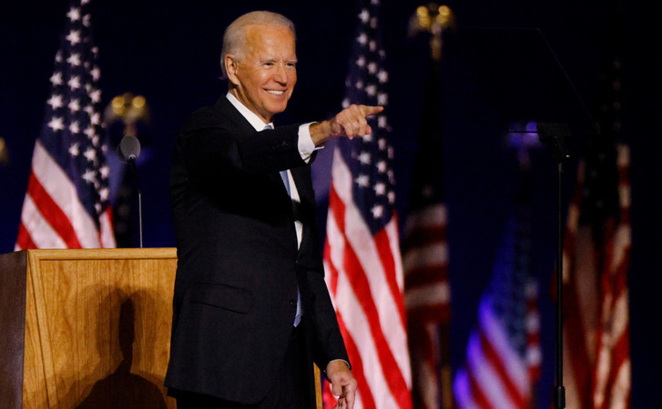 Фото №1 - 10 президентских фактов о Джо Байдене