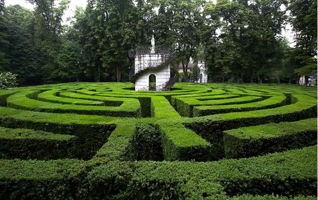 Фото №6 - Самые красивые парки Италии: Топ-6