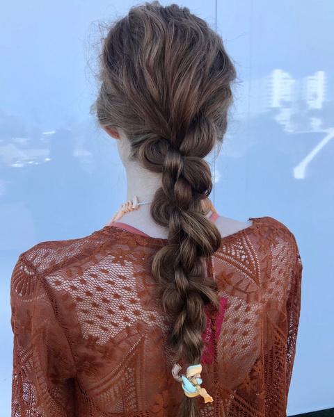 Фото №5 - Модные прически для длинных волос: тренды 2021