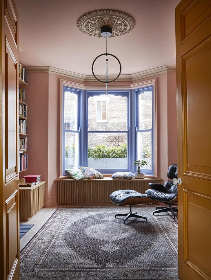Фото №6 - Викторианский дом с террасой в Лондоне