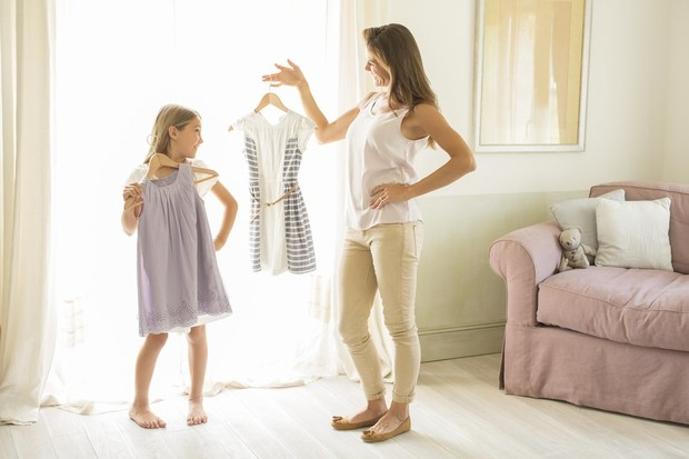 как покупать детскую одежду