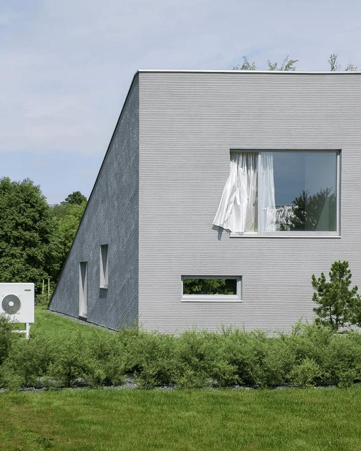 Фото №4 - Дом с наклонной крышей в Литве