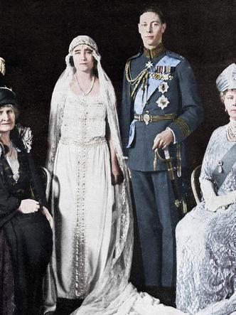 Фото №2 - Великолепный век: 50 лучших королевских образов за 100 лет