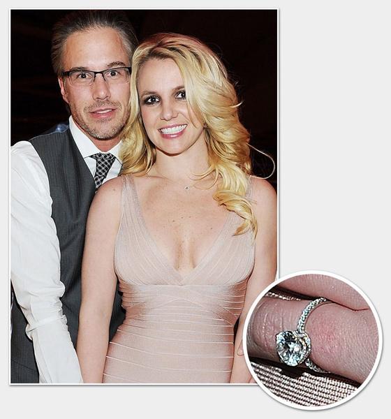 Фото №4 - Какие кольца дарят на помолвку в Голливуде?