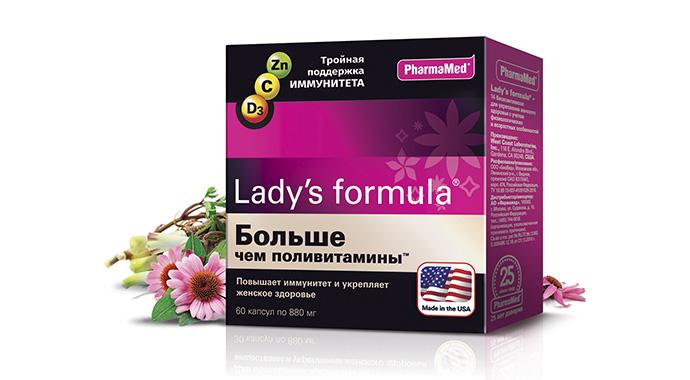 Lаdу's formula Больше чем поливитамины