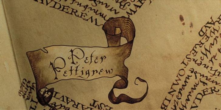 Фото №4 - «Гарри Поттер»: 10 фактов о карте Мародеров, которые знают только те, кто читал книги 🗺️
