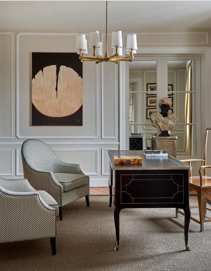 Фото №8 - Стильная парижская квартира для американской пары