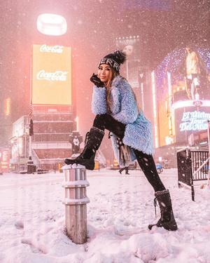 Фото №3 - Как не замерзнуть зимой на улице, празднуя Новый год