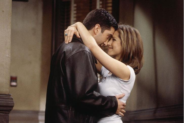 Фото №4 - Мы знали! Дженнифер Энистон и Дэвид Швиммер признались, что были влюблены друг в друга на съемках «Друзей»