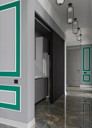 Фото №11 - Светлая квартира в классическом стиле в Москве