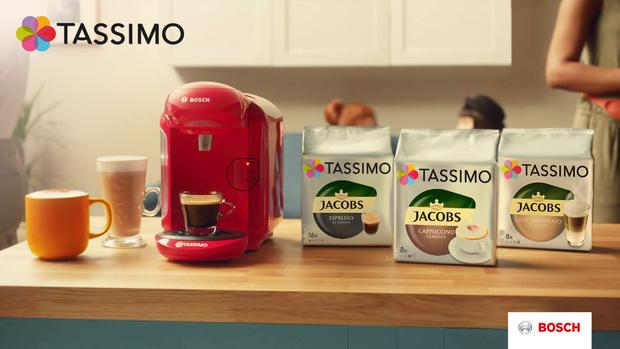 Фото №1 - Bosch представила новую кофемашину для системы TASSIMO