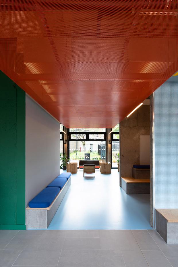 Фото №8 - Студенческое общежитие в духе Ле Корбюзье в Шеффилде