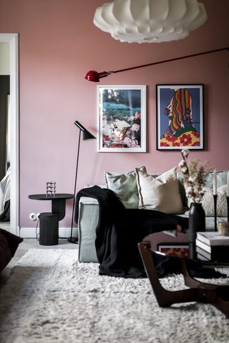 Фото №3 - Квартира шведского модного блогера Марго Дитц