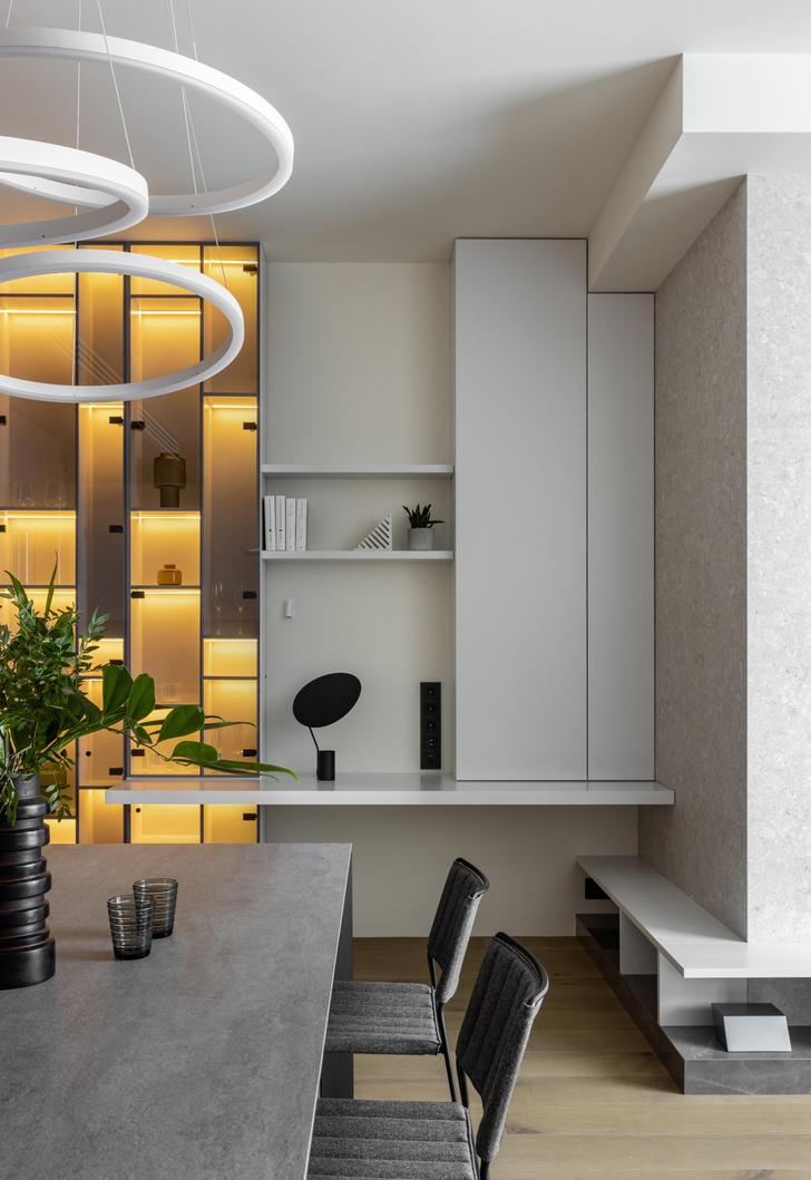 Фото №6 - Уютная квартира 120 м² для большой семьи в Москве