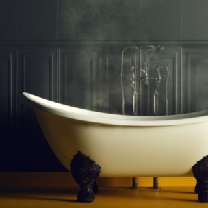 Фото №1 - Тест: Обустрой ванную, а мы скажем, на какой площадке тебе завести свой блог 🛁