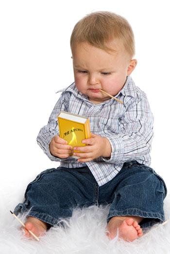 Фото №3 - Дети любят пошалить...