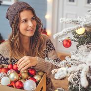 Как вам лучше украсить дом к Новому году?