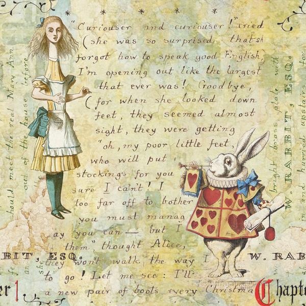 Фото №6 - 15 безумных, но на самом деле мудрых цитат из «Алисы в Стране чудес» Льюиса Кэрролла