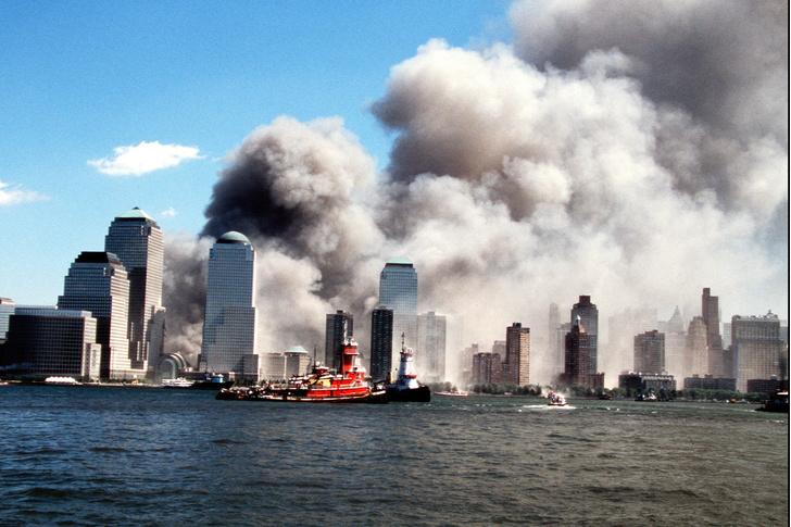 Фото №15 - Последние слова людей, погибших в теракте 11 сентября