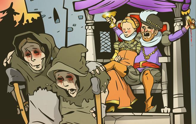 Фото №1 - У Лукоморья труп зеленый. Очем на самом деле рассказывается в добрых детских сказках