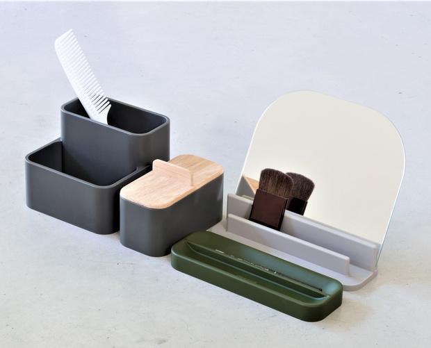 Фото №17 - Стильные аксессуары для хранения в ванной